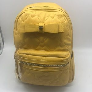 Betse. Johnson Women's Backpack